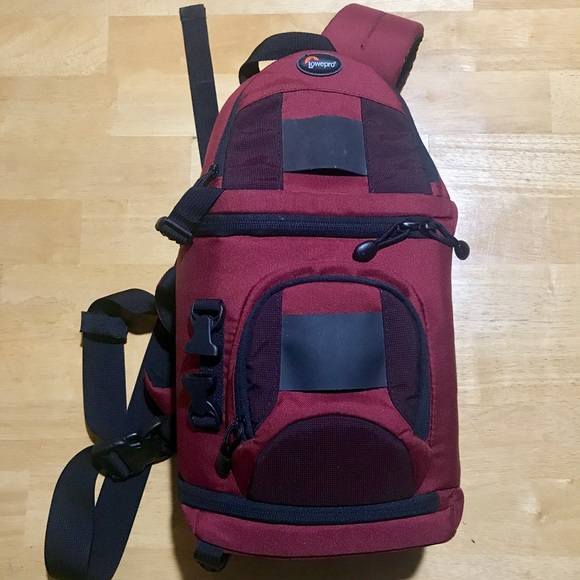 Lowe Alpine Bags Lowepro Slingshot 100aw Camera Travel Backpack Bag Poshmark